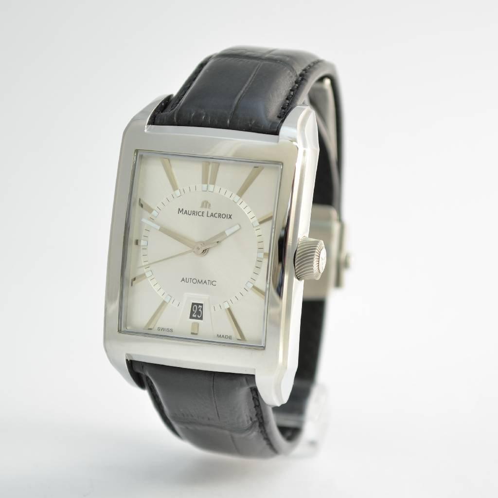 MAURICE LACROIX gent's wrist watch Pontos ref. PT6247