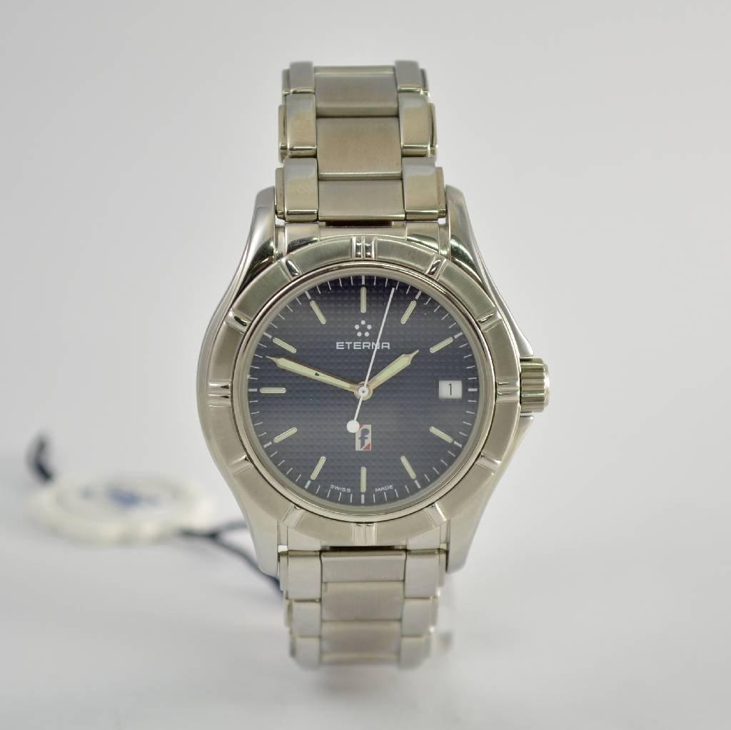 ETERNA gent's wrist watch series Pinifarina