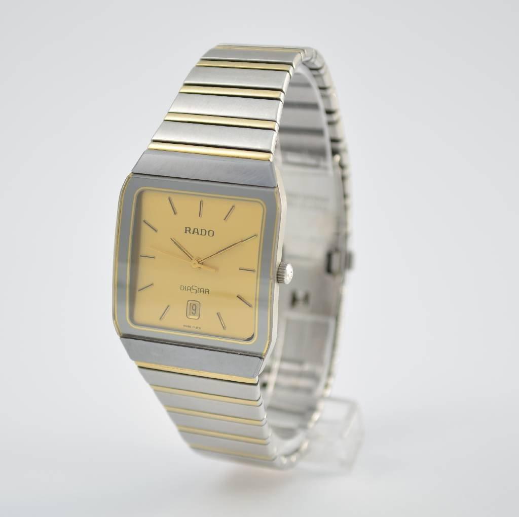 RADO wrist watch series Diastar around 1980