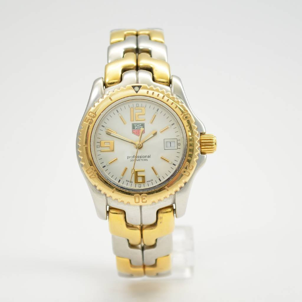 TAG HEUER lady`s wrist watch Professional