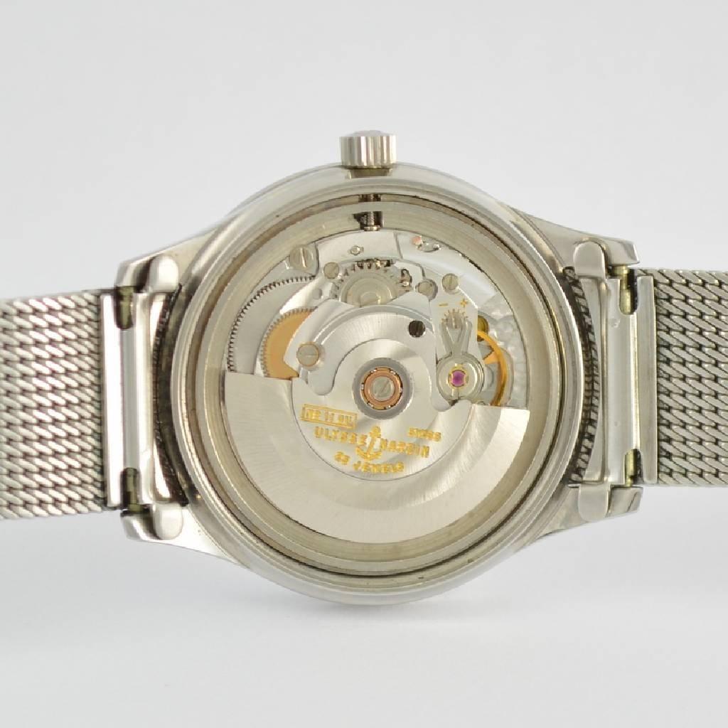 ULYSSE NARDIN chronometer gent's wristwatch 36000 - 8