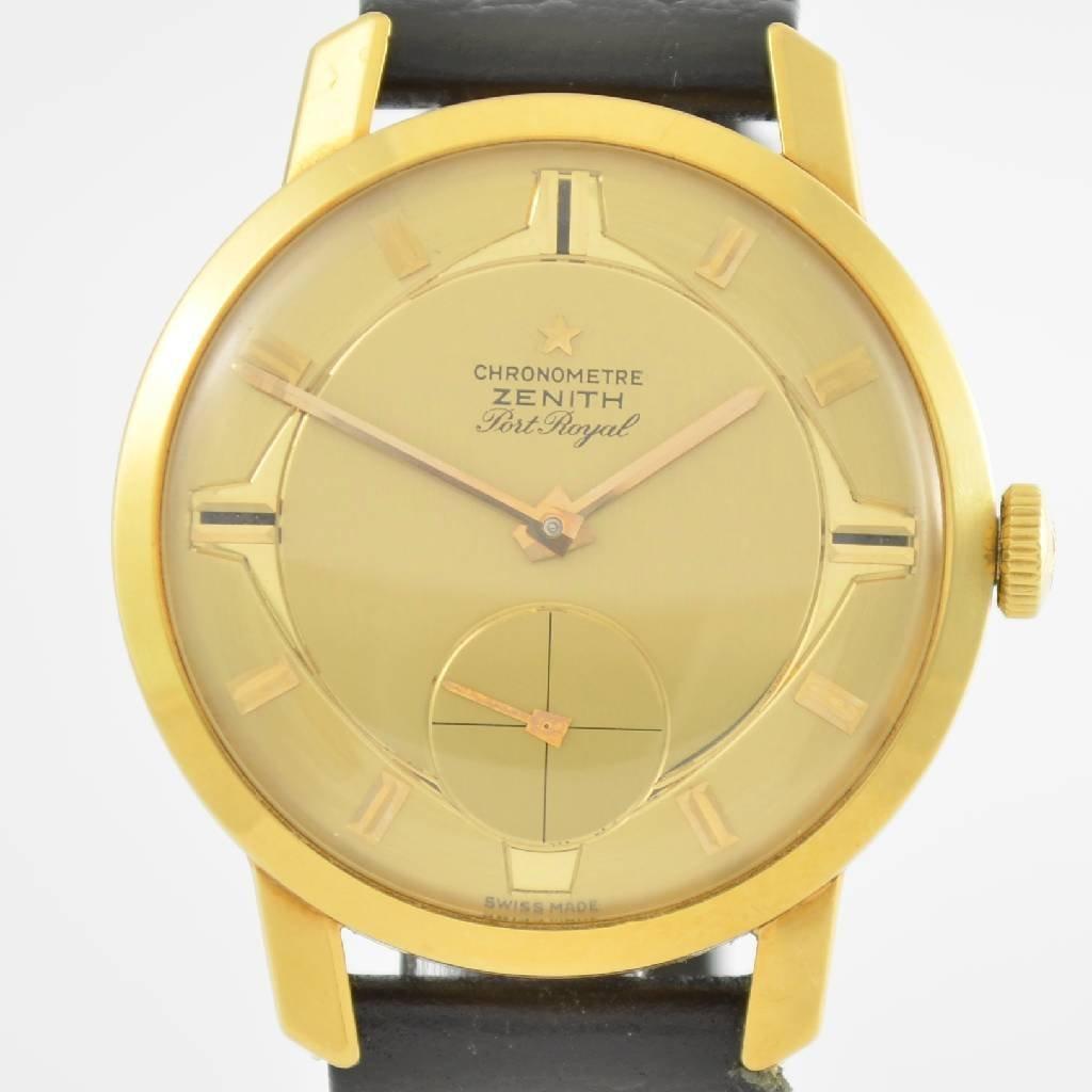 ZENITH Port Royal chronometer Kaliber 135 - 2