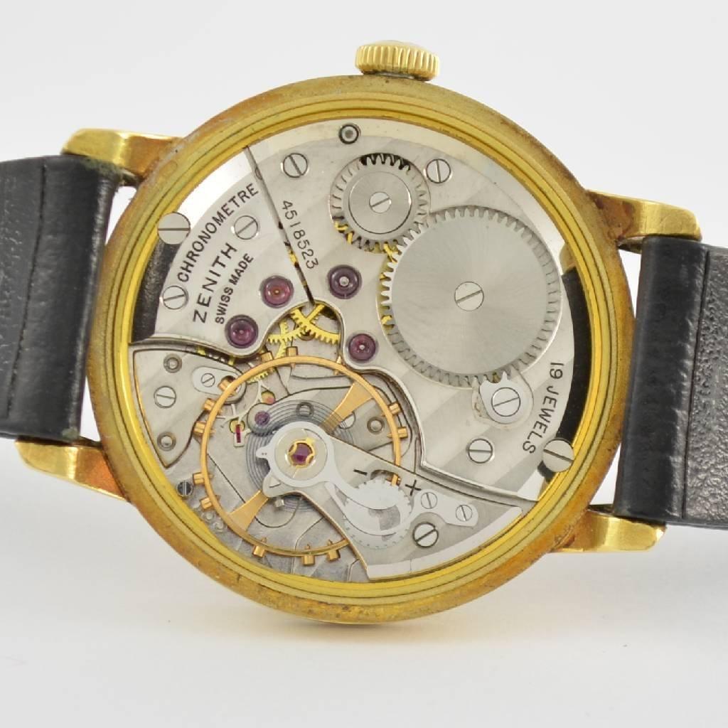 ZENITH Port Royal chronometer Kaliber 135 - 7