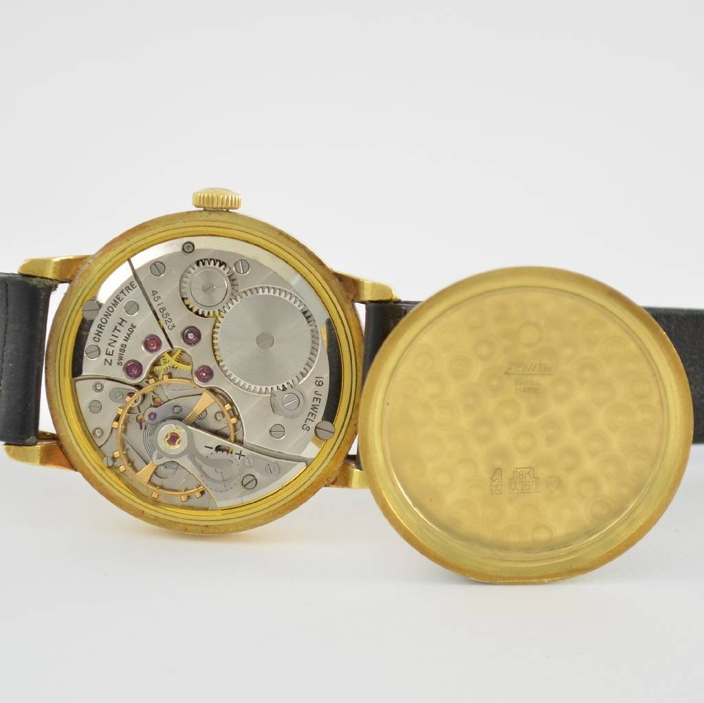 ZENITH Port Royal chronometer Kaliber 135 - 8