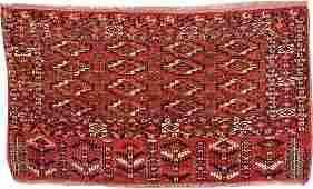 "Teke ""chuval"" antique, ## Turkmenistan, late 19th ct.,"