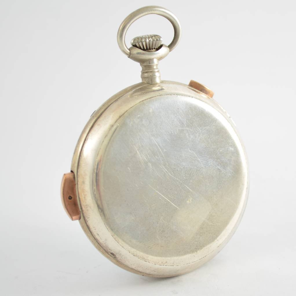 INVICTA open face pocket watch with 1/4 repetition - 2