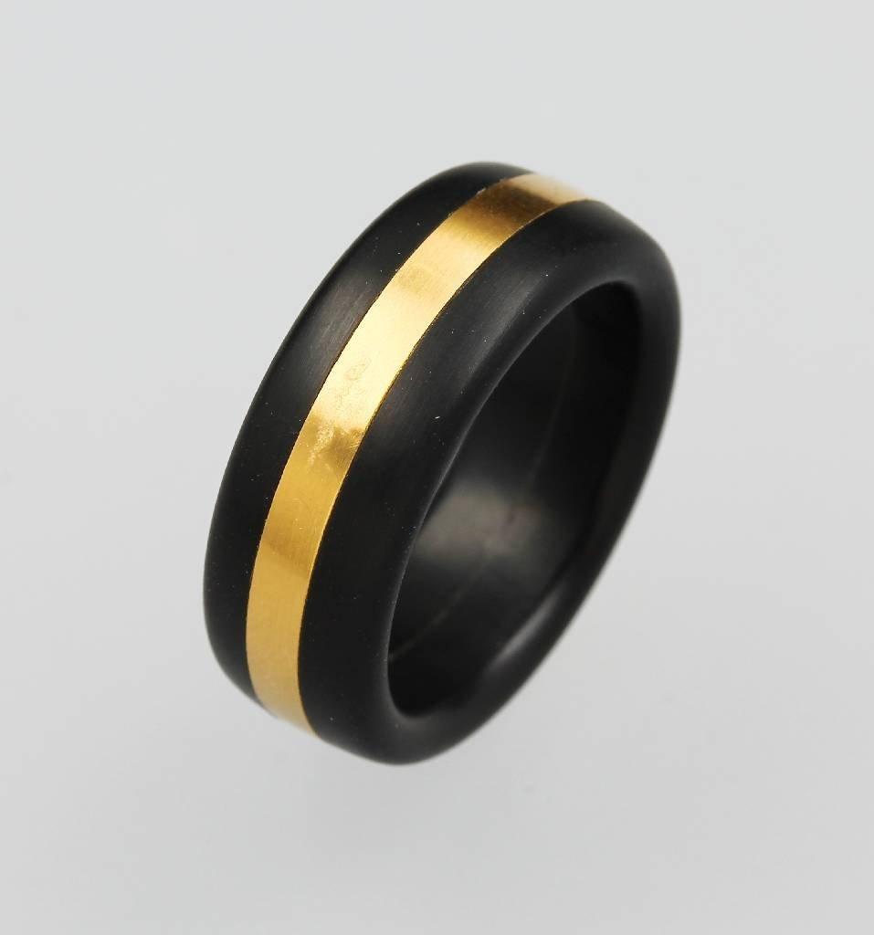 Designer-Ring from WERNER HAERING, POM