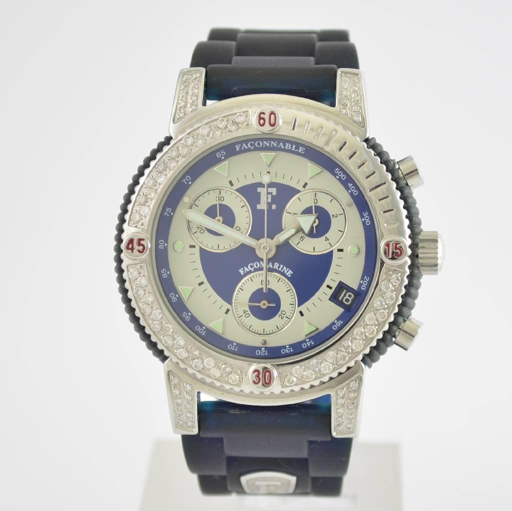 FACONNABLE chronograph Facomarine