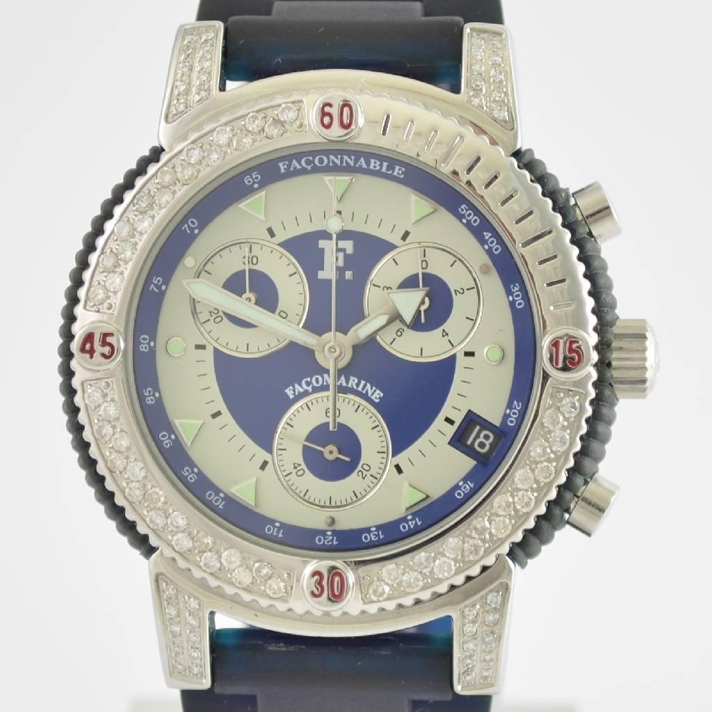 FACONNABLE chronograph Facomarine - 2