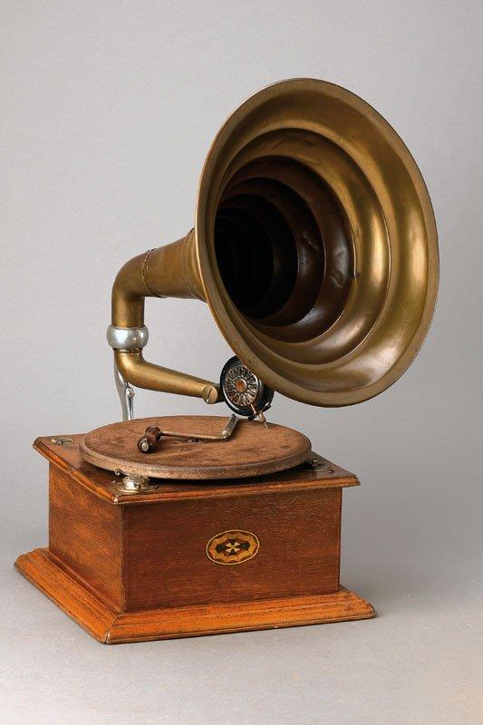 Gramophone, Parlophone, 1920s