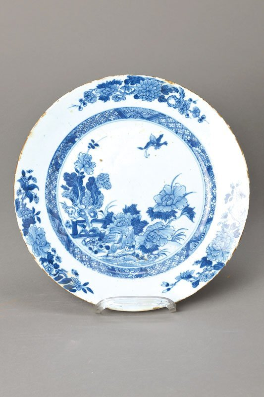Dinner Plate, China in 1800, Compagnie de Indes,