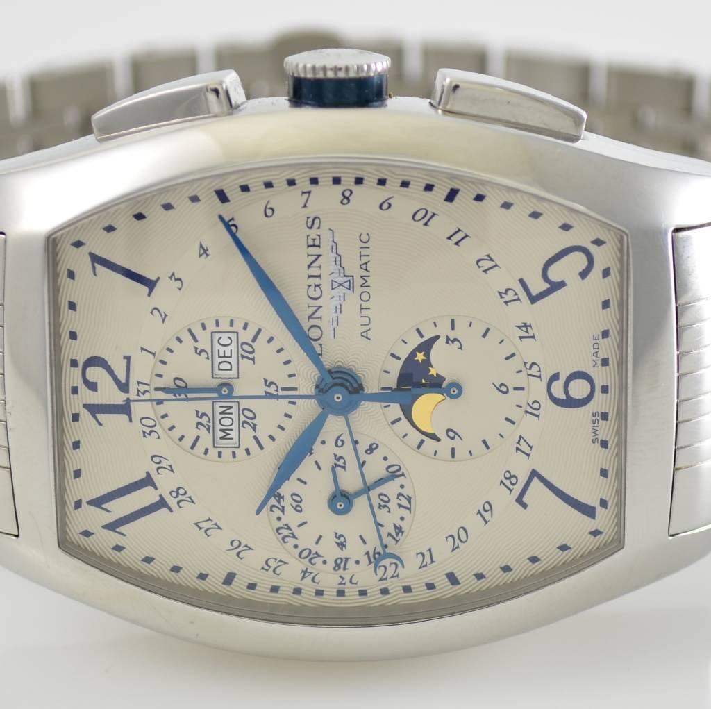 LONGINES Evidenza Moonphase chronograph XL - 2
