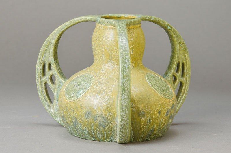 vase, Julius Dressler Bohemia, about 1905-1910