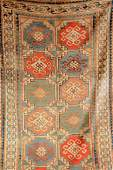 Kars Kazak, Turkey, circa 60 years, wool/wool, approx.
