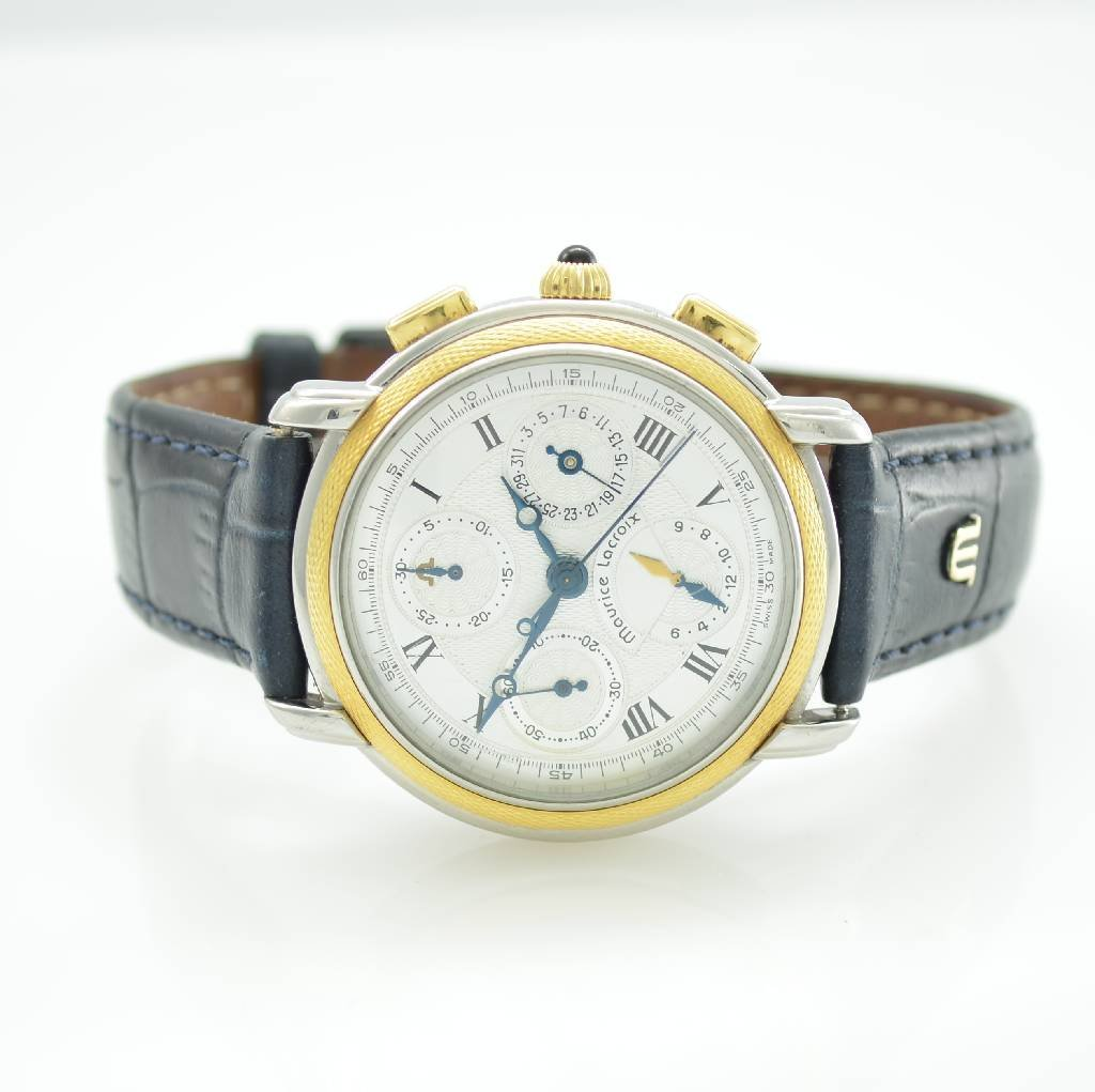 MAURICE LACROIX self winding chronograph