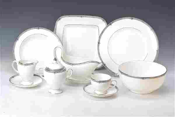 Coffee and dinner set, Wedgwood