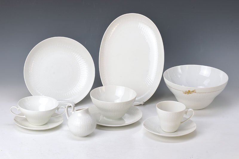 Coffee and dinner set for 12 people, Rosenthal