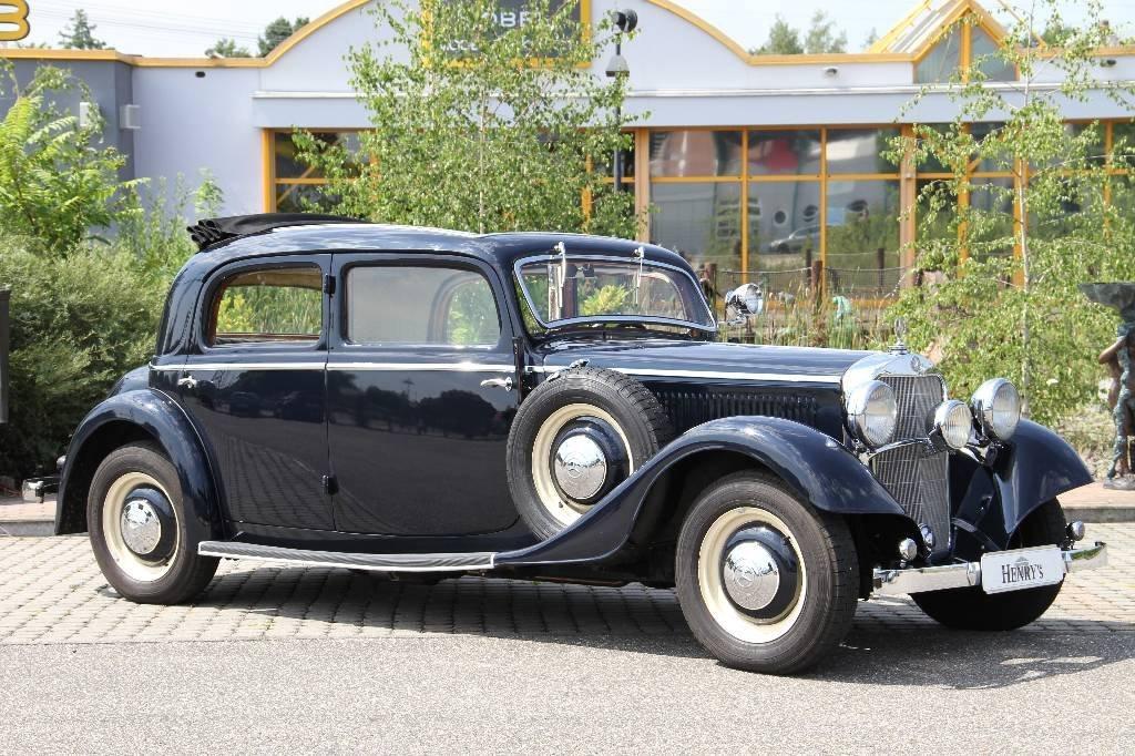 1935 Mercedes-Benz 200 W21