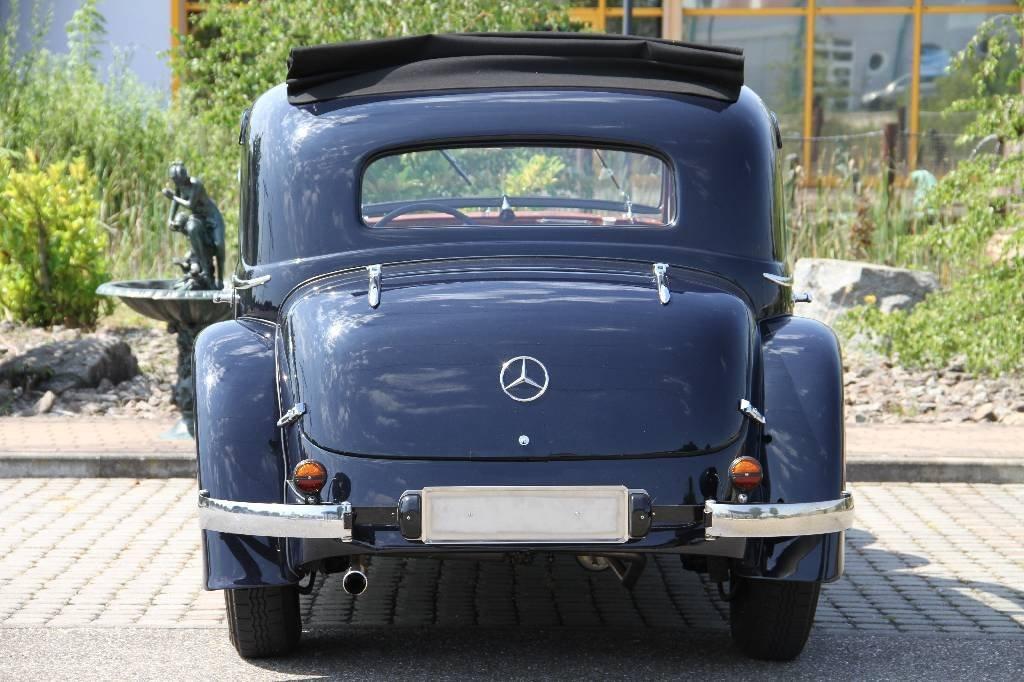 1935 Mercedes-Benz 200 W21 - 3
