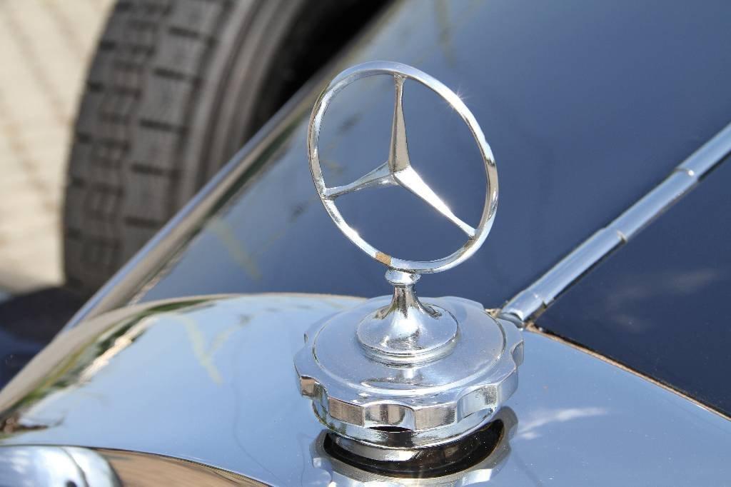 1935 Mercedes-Benz 200 W21 - 5