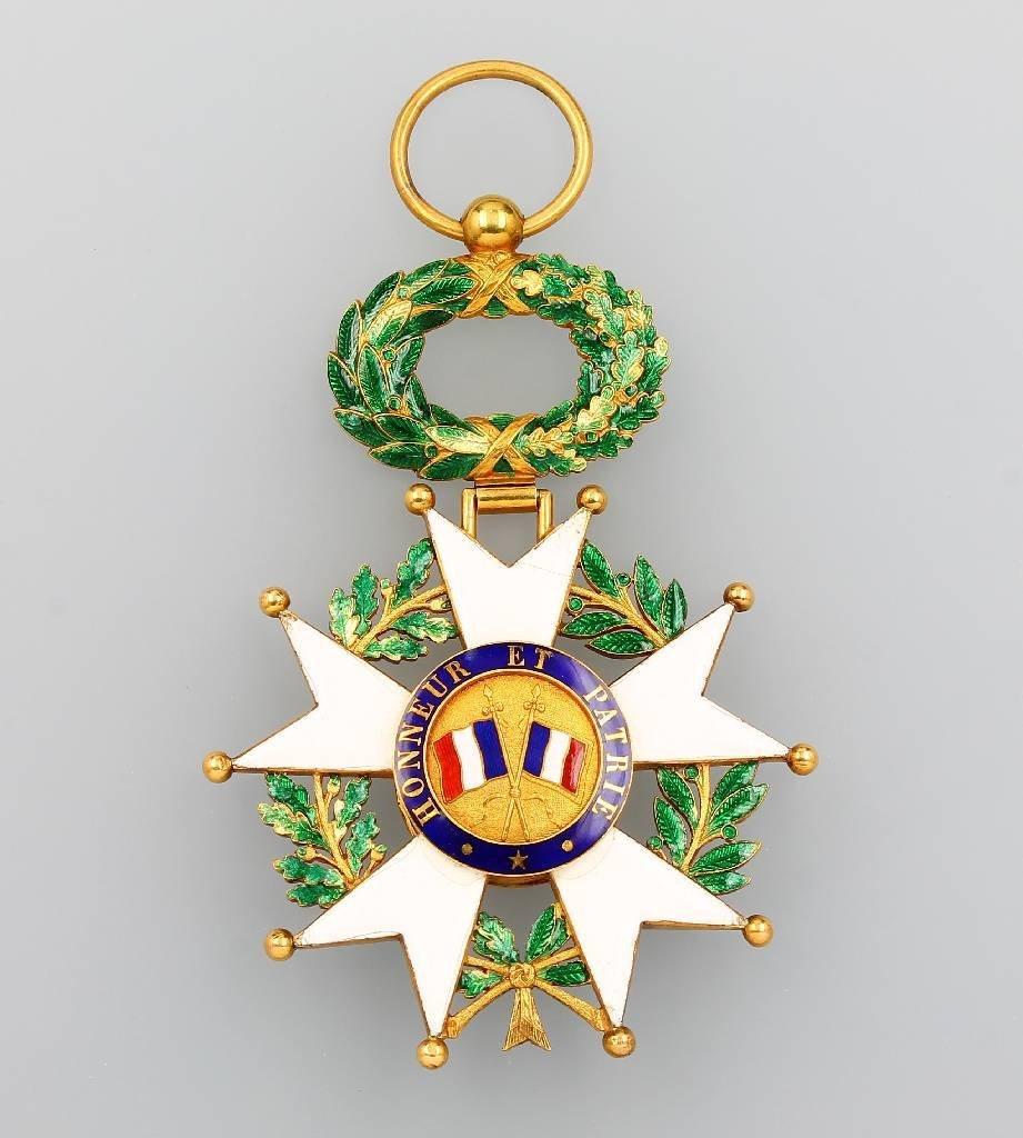 Cross, so-called 'Großkreuz', France, YG 750/000,