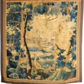 Tapestry, according to old model of the 17th C.