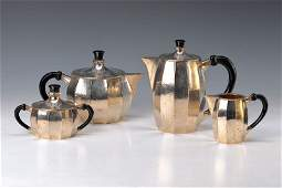 coffee and tea set German around 190510