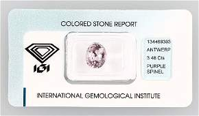 Loose spinel 348 ct