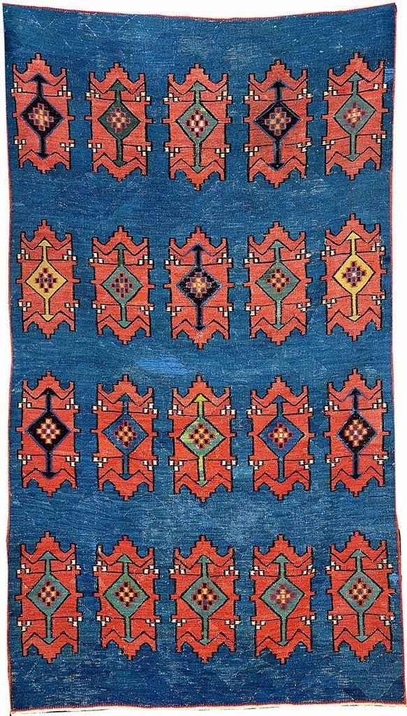 Avar 'Kilim', Northeast Caucasus Daghestan, 19th