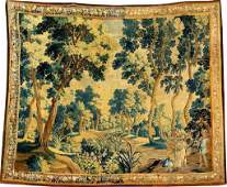 Large Tapestry, France, 18th century
