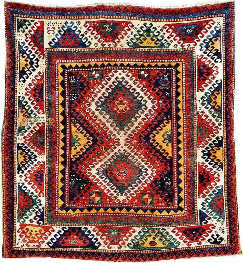 Bordjalou Kazak, Southwest Caucasus, 19th century