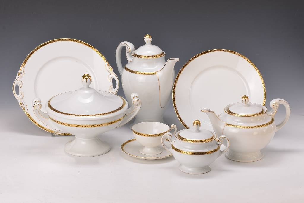 coffee- and Dinner set, Hutschenreuther