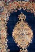 Kirman, Persia, circa 50 years old, wool/cotton, approx