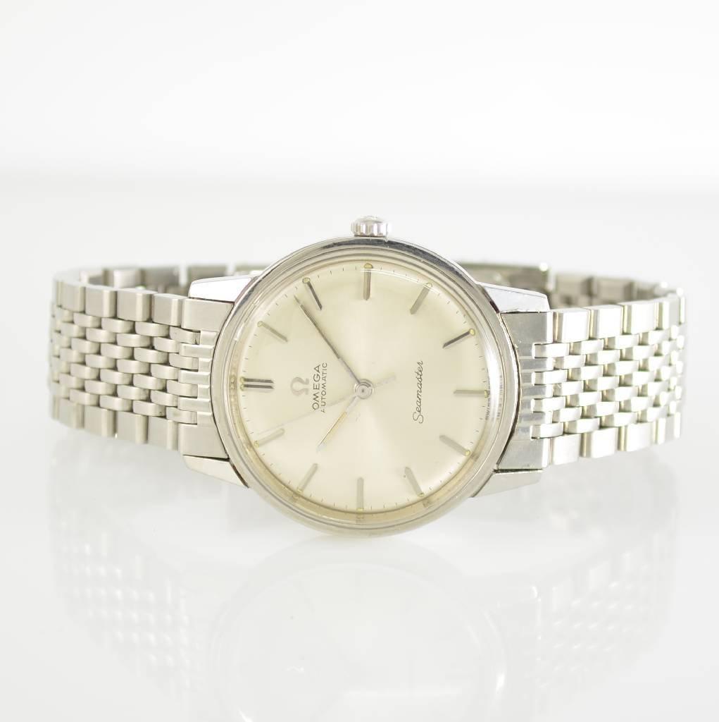 OMEGA self winding Seamaster gent's wristwatch
