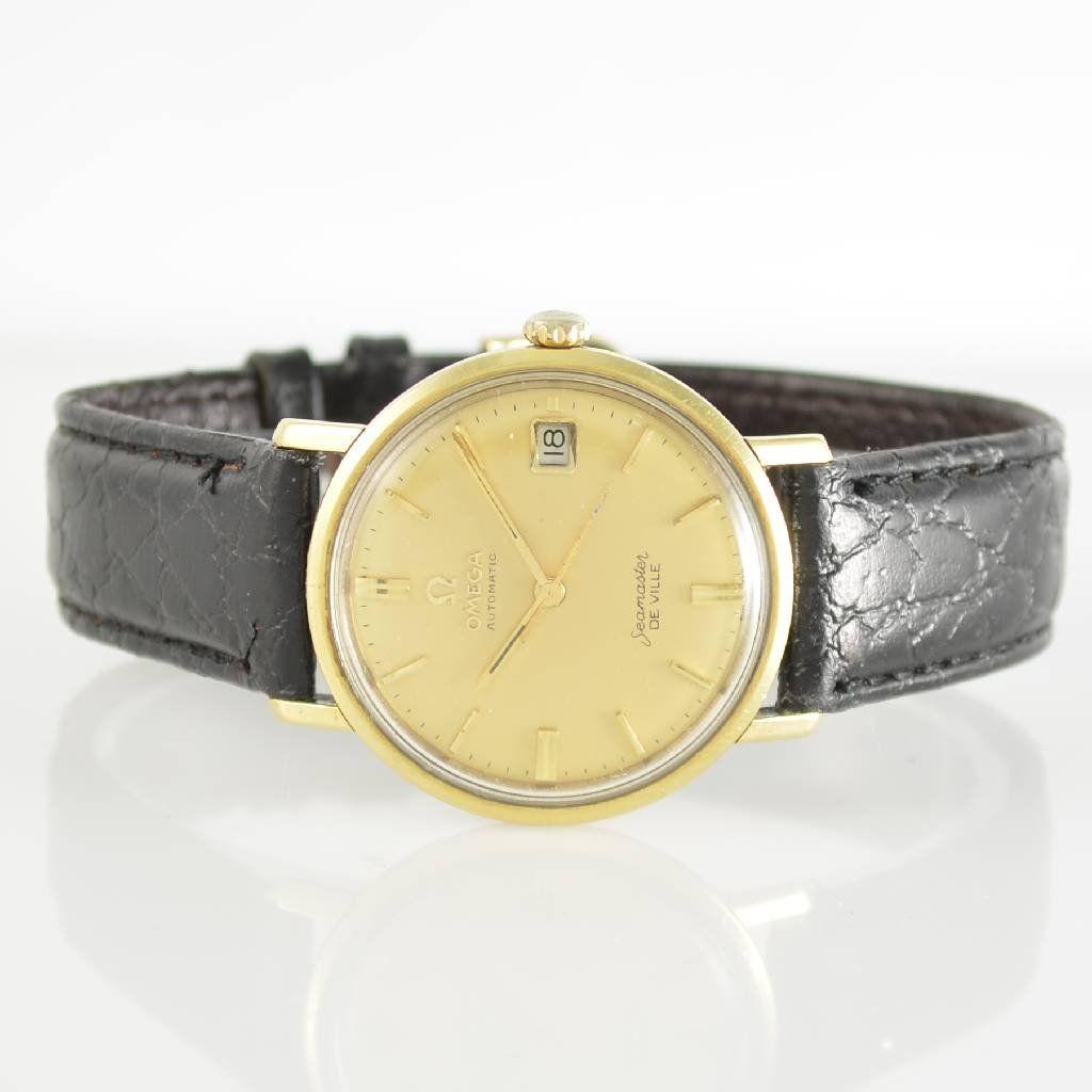 OMEGA gent's wristwatch Seamaster De Ville
