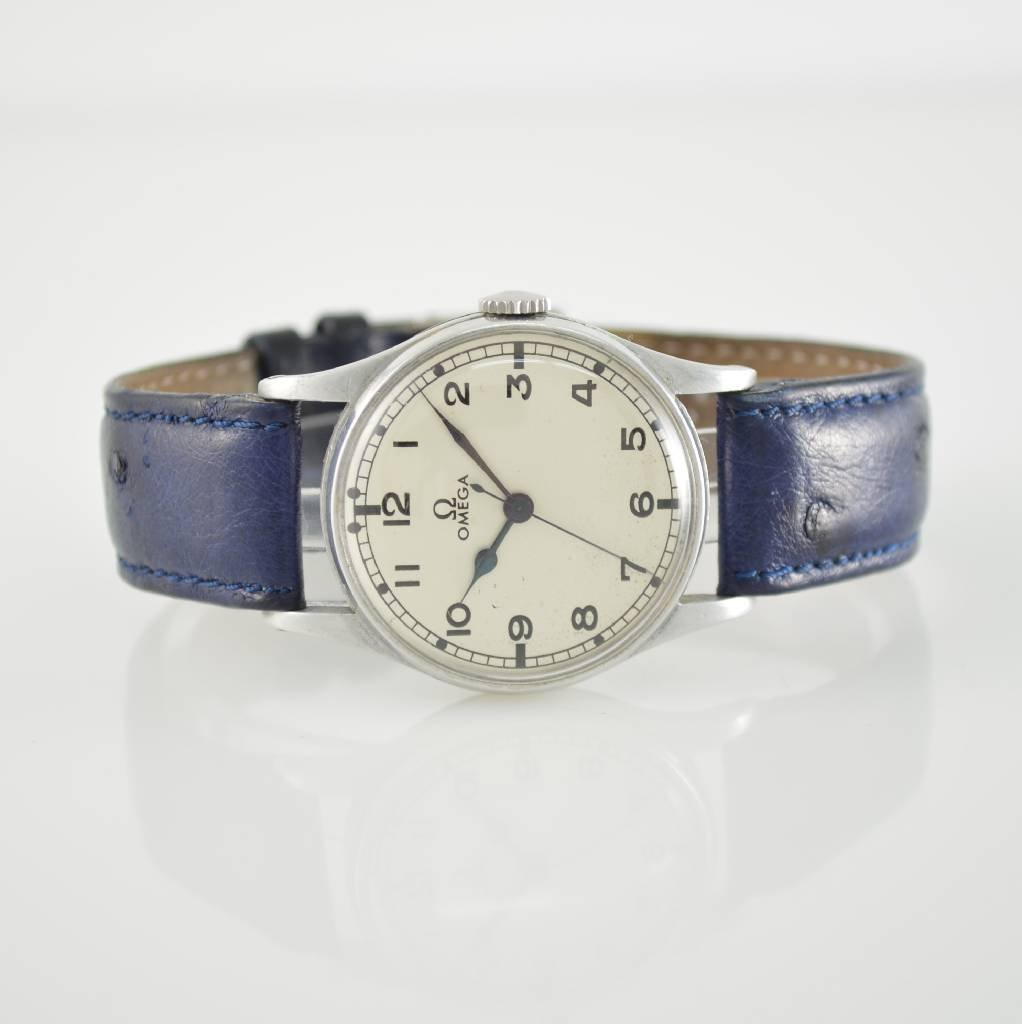 OMEGA gent's wristwatch for the Royal Air Force