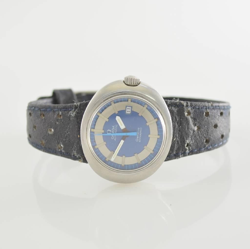 OMEGA ladies wristwatch Geneve Dynamic