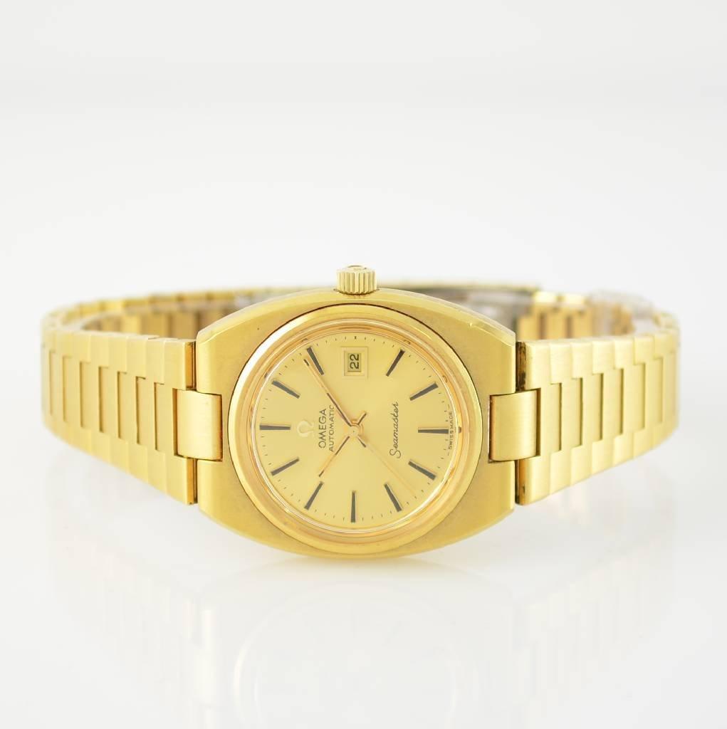 OMEGA Seamaster ladies wristwatch