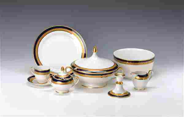 Coffee and dinner set, Hutschenreuther