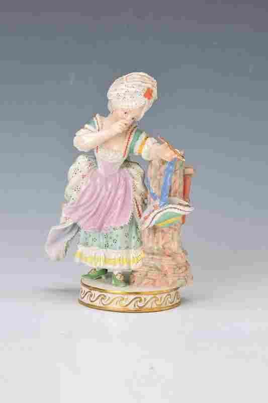 figurine, Meissen, around 1880