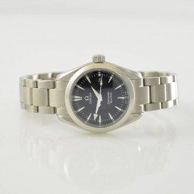 Omega Seamaster Aqua Terra Ladies Wristwatch