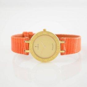 Corum 18k Yellow Gold Ladies Wristwatch Romulus