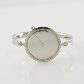 Georg Jensen Designer Wristwatch