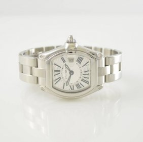 Cartier Roadster Ladies Wristwatch
