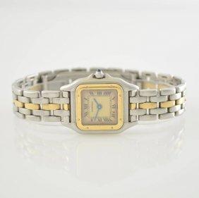 Cartier Panthere Ladies Wristwatch