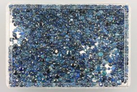 Lot Loose Sapphires
