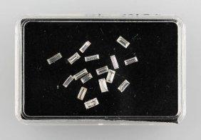 Lot Loose Diamonds, 2.01 Ct