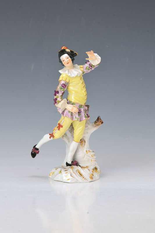 figurine, Meissen, around 1880