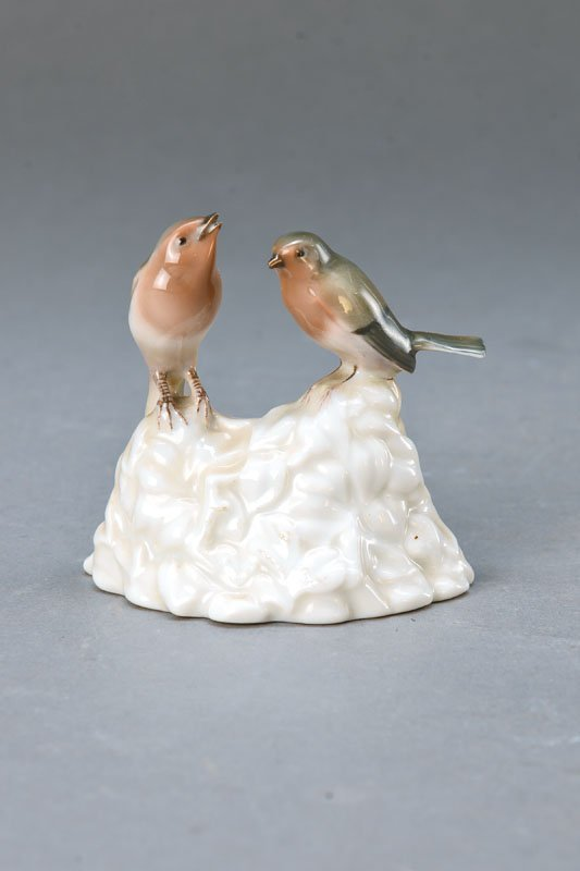 Porcelain group Rosenthal, 1920-1930s