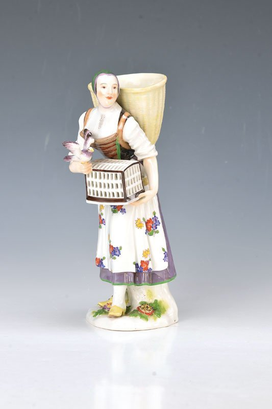Large figurine, Meissen, around 1910